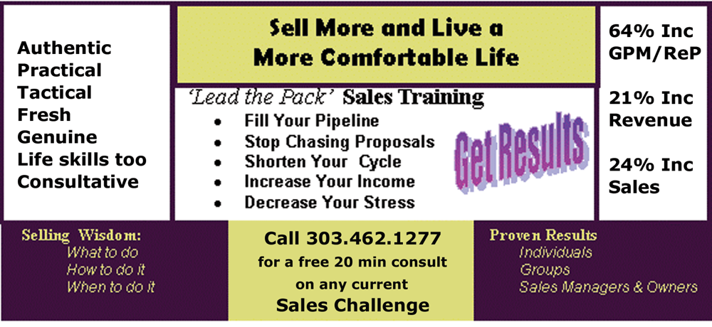 best sales training